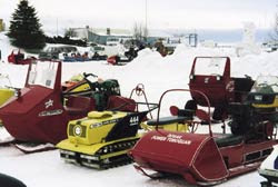 Vintage Snowmobile Clubs 53