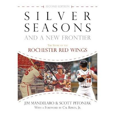 Books: Silver Seasons of Rochester Baseball