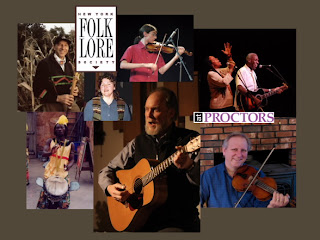Folk Concert to Benefit NY Folklore Society, May 29