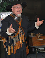Have Dinner With Samuel de Champlain Oct. 24th