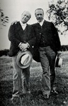 A Celebration of William and Henry James