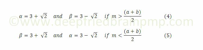 Derivation of PERT Formula