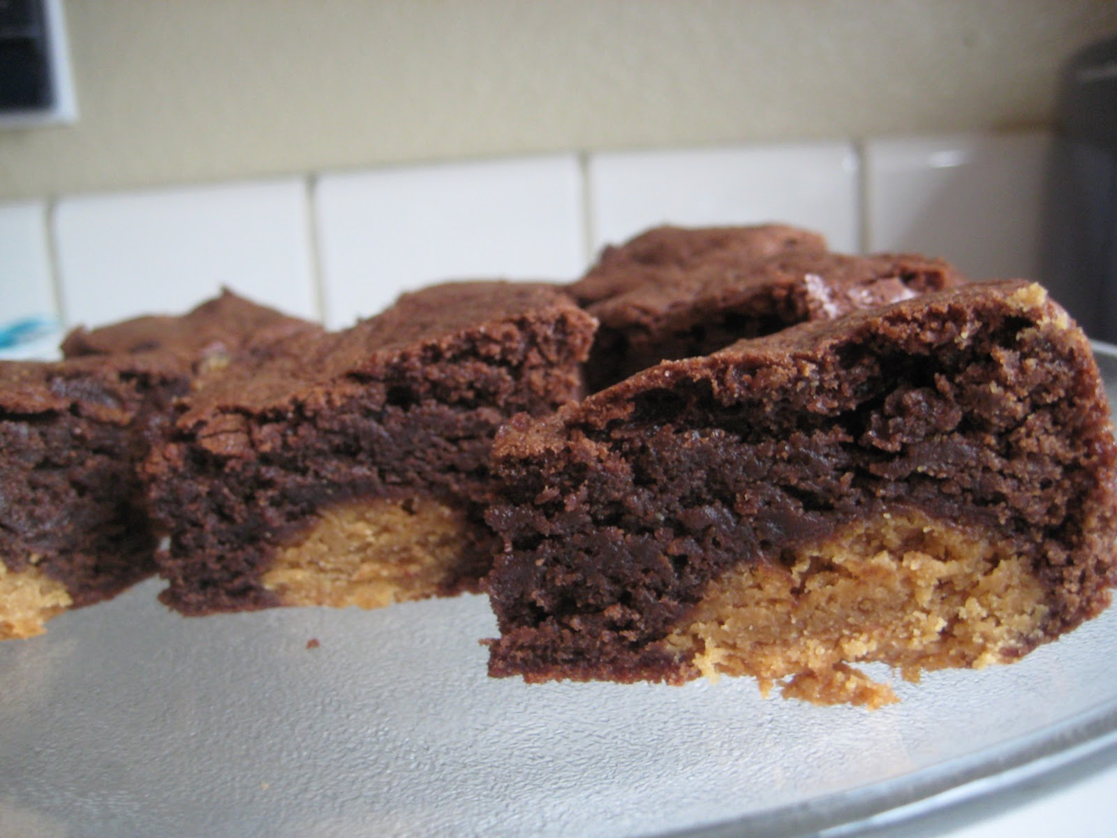 Brownie Peanut Butter Surprise Crazy For Crust