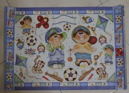 Byteteka papel de decoupage - Papel decoupage infantil ...