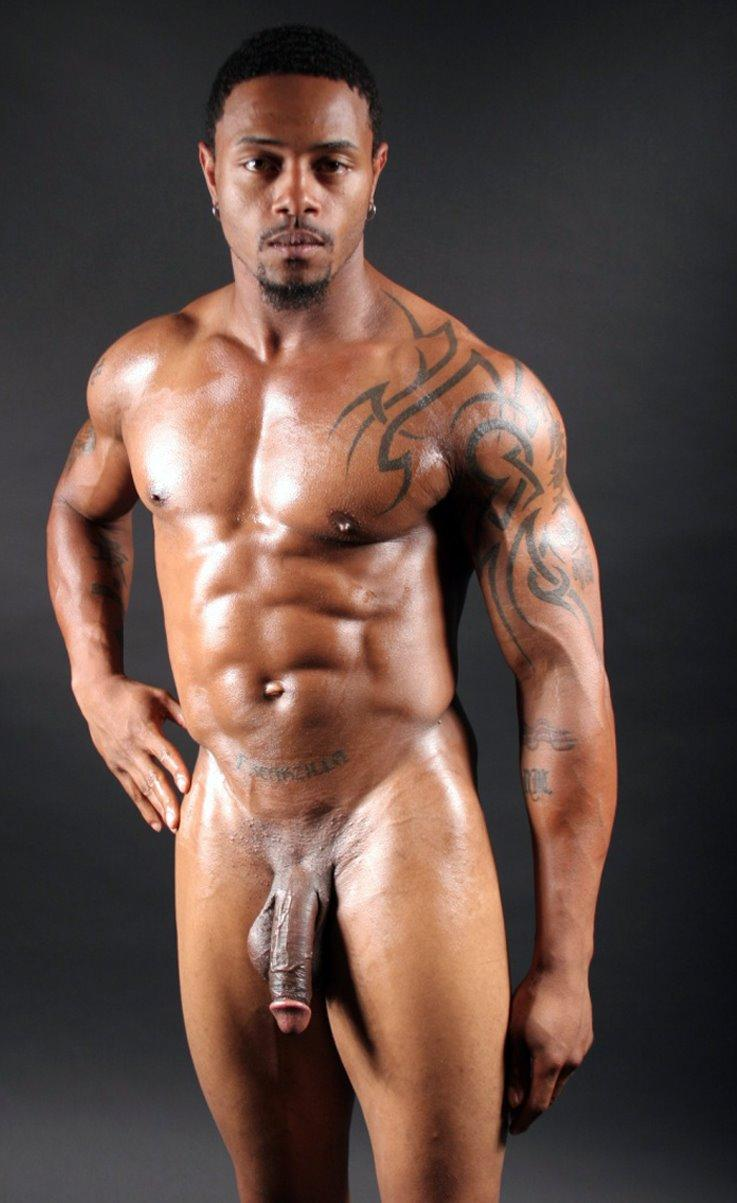 naked black bodybuilders