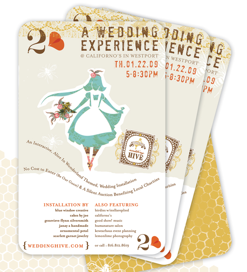 Alice And Wonderland Wedding Invitations: Your Wedding Support: GET THE LOOK