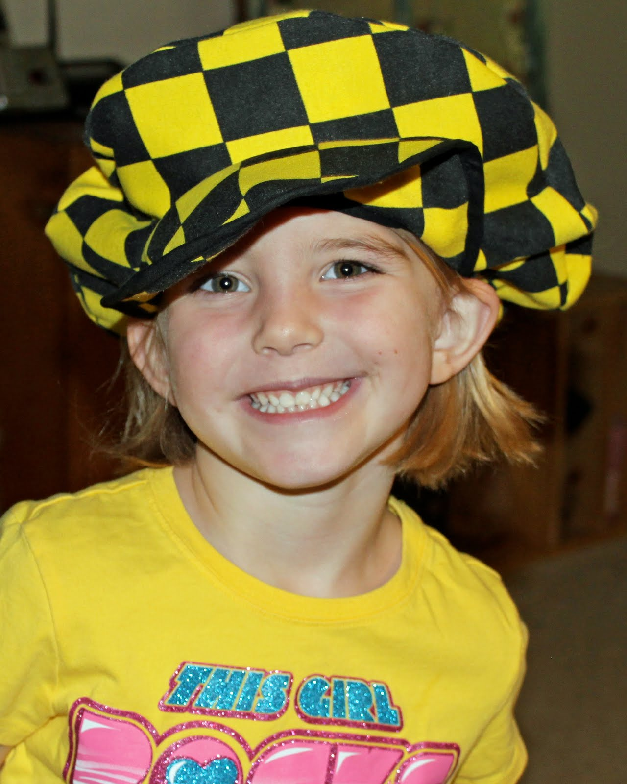 The Laughing Magpie: Crazy Hat Day