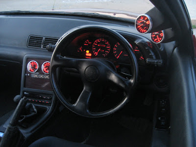 Interior gauges upgraded