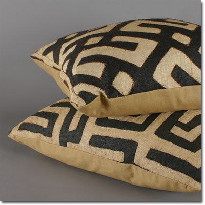 Scott Louis Brown Design Element Kuba Cloth