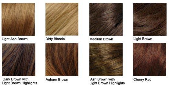 Hair Color Chart For Dark Brown Hair Natural Hair Dye 2018