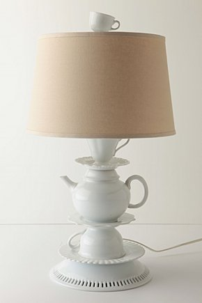 Tea Pot Lamps