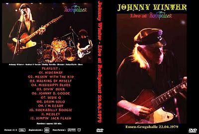 Johnny Winter Rockpalast