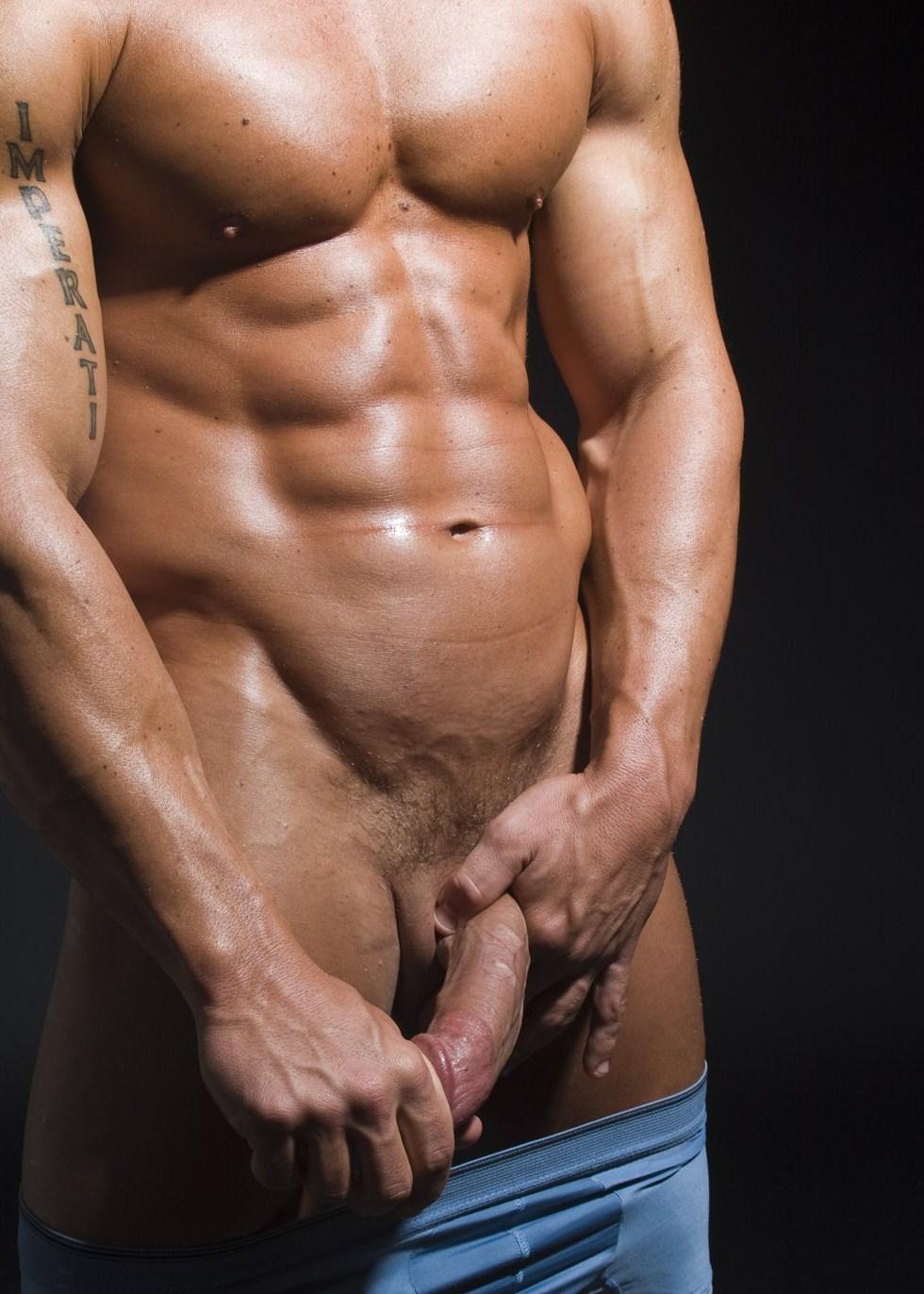 непринужденно мускулистые парни с большими членами фото требовал