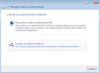 Tips Komputer - Sharing Network Mantab