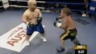 kick boxing midgets