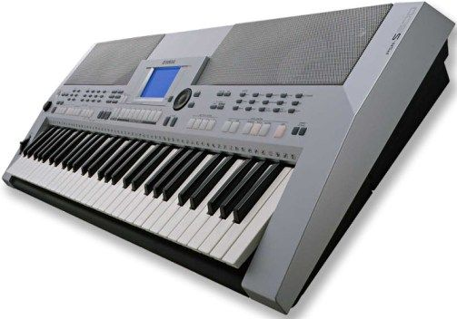 keyboards new yamaha psr s 500. Black Bedroom Furniture Sets. Home Design Ideas