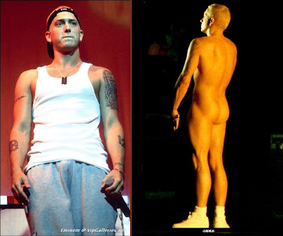 Apologise, but, free pictures of eminem naked