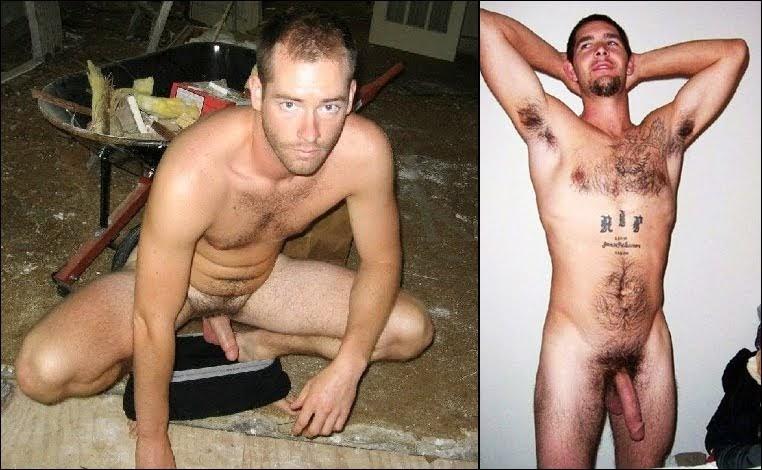 nude trailer trash young men