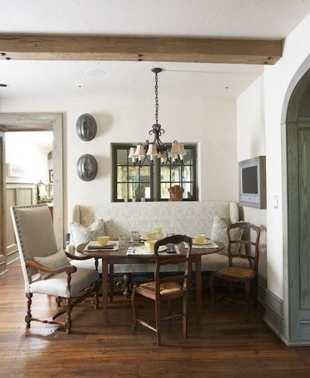 Dining Room Ideas Houzz: Interior Design Musings: Banquettes
