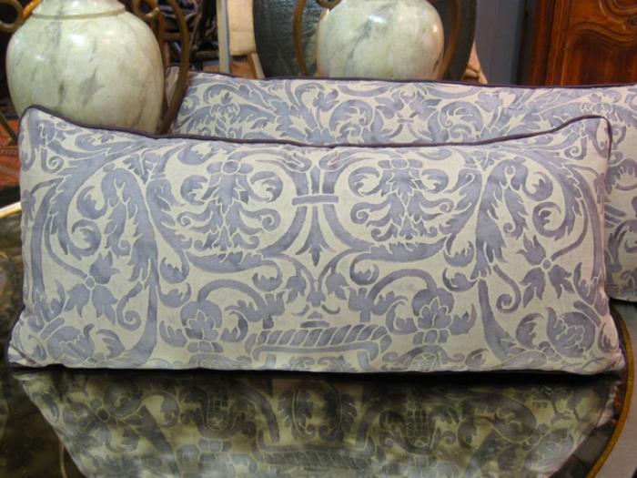 Interior Design Musings Fortuny Fabric