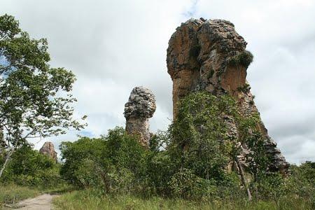 Parque Nacional de Sete Cidades | Piauí