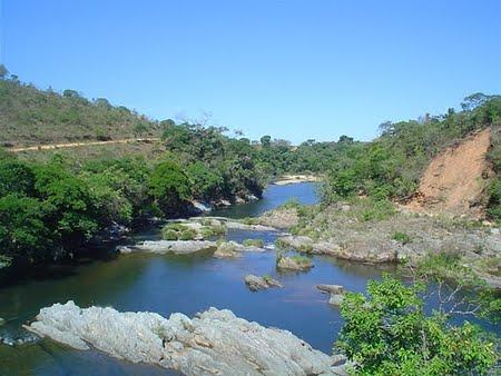 Nascente Rio São Francisco