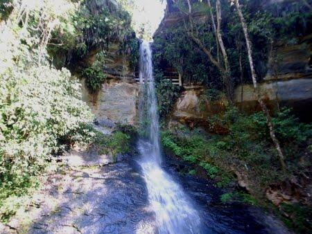 Parque Estadual Mina Velha e Arco da Gruta   Paraná