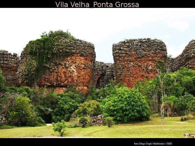 Parque Estadual de Vila Velha | Paraná