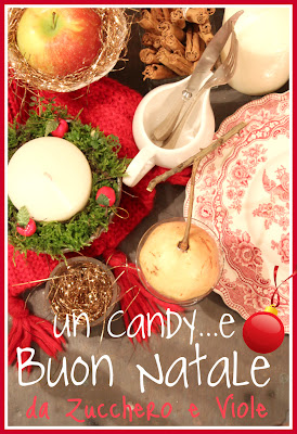 Grazie E Buon Natale.Zucchero E Viole Ricette Vegane Un Candy Per Augurarvi Buon