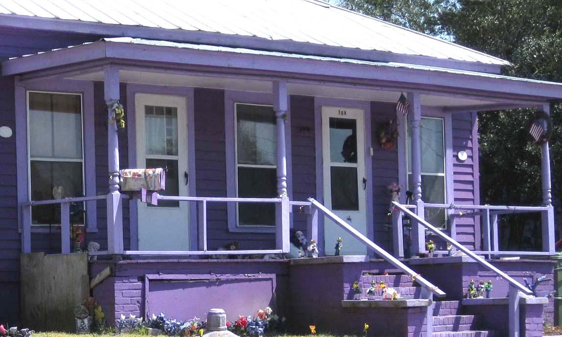 Jean Baardsen Purple House