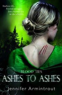 03 Ashes to Ashes – Jennifer Armintrout