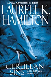Pecados Azul Celeste – Saga Anita Blake – Laurell K. Hamilton