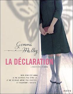 La Declaracion – Gemma Malley