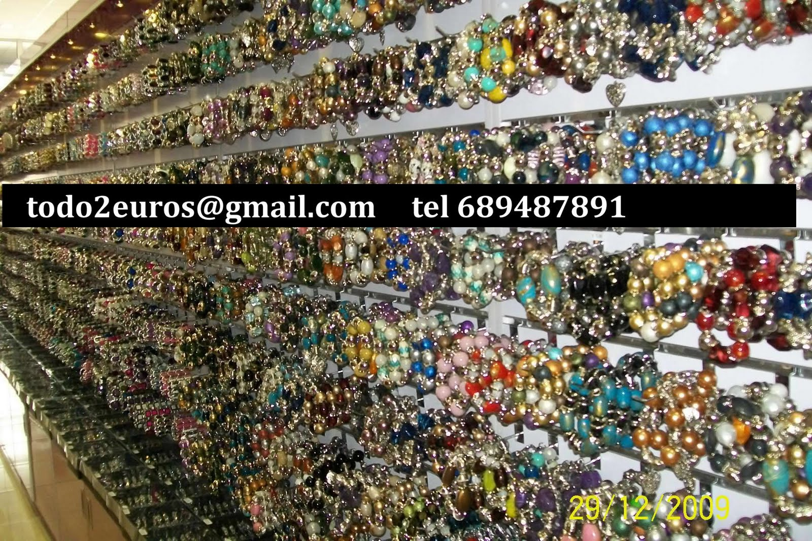 a28d91c362a9 Aquí encontrará una amplia variedad de pulseras y complementos de moda  bisuteria y complementos- abalorios y complementos de moda todo a 2 euros  con un alto ...