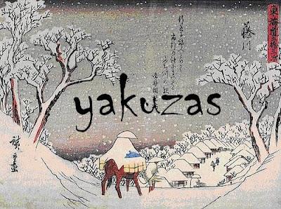La Pluma Del Angel Negro Historia Yakuza