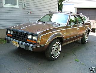 Automobile 4 Sale 1984 Amc Eagle Wagon