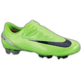 a72d70274 Nike Football Shoes  Nike Mercurial Vapor IV FG - Citron Classic ...