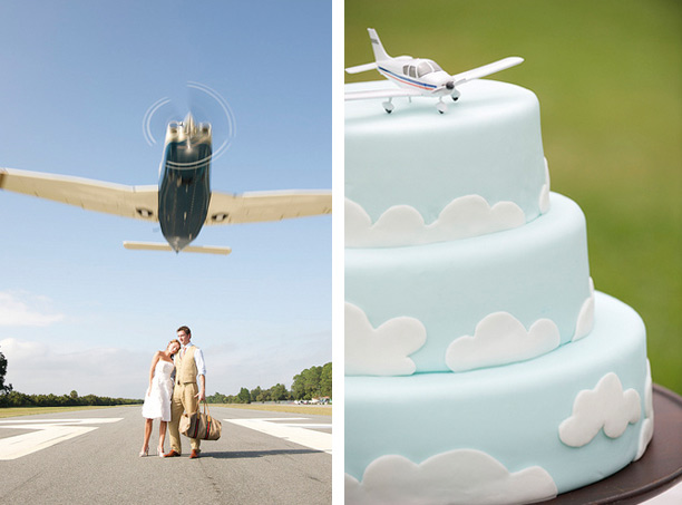 aircraft wedding cake mique s navy and orange wedding cake image courtesy 10633