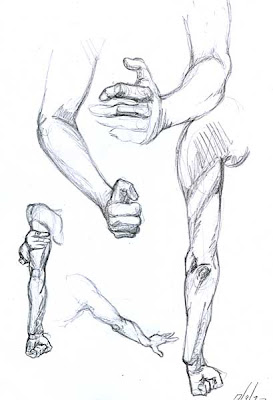 ashess's animation and drawing: from elbow to shoulder...