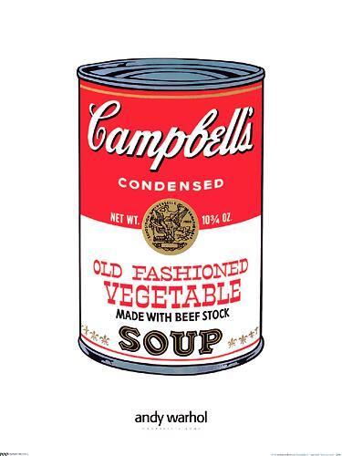 當自毀變成一份浪漫: Andy Warhol——是藝術還是偽術的後現代大師?