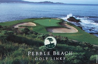 Pebble Beach Golf Links Ranked 7 In The World Is An Iconic Course Located On California S Monterey Peninsula Fact Anyone Ociated With