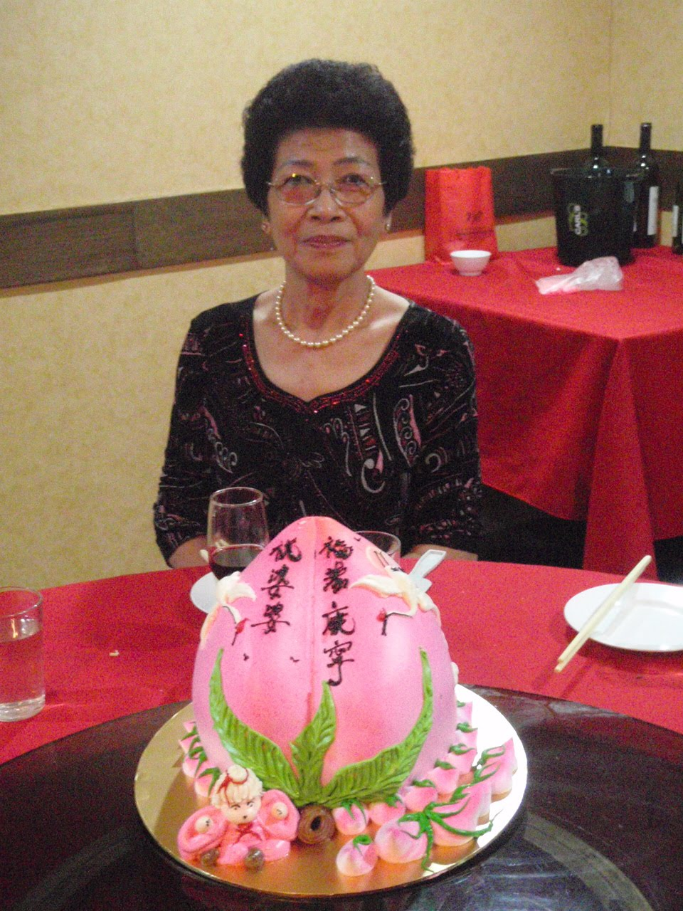 My Grandma Sayings: Happy Birthday To Grandma! ♥ - Nicole Yie