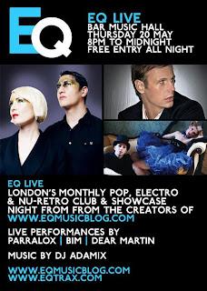Parralox @ Electroqueer (London)