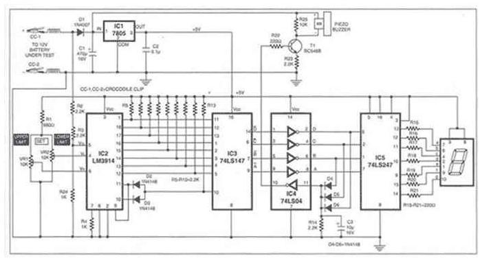 SIERA TEKNIK ELEKTRONICS: charger monitor