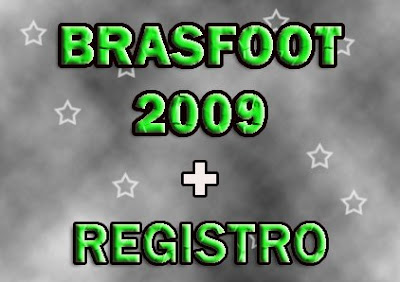brasfoot 2009 registro