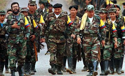 EL LÁPIZ REBELDE: A un año de la siembra del Camarada Manuel: Comunicado  del Secretariado del Estado Mayor Central de las FARC-EP