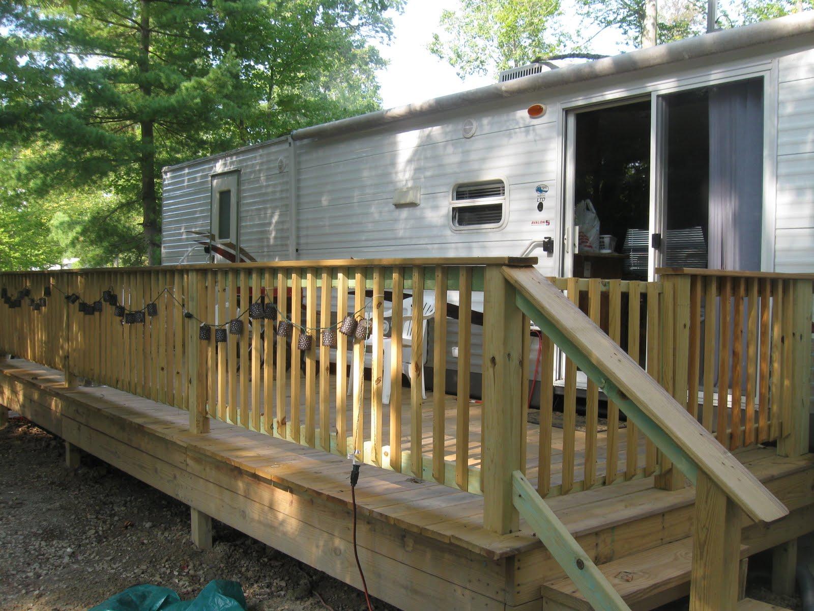 Holiday Camper 898 Starcraft Holiday Camplands Asking