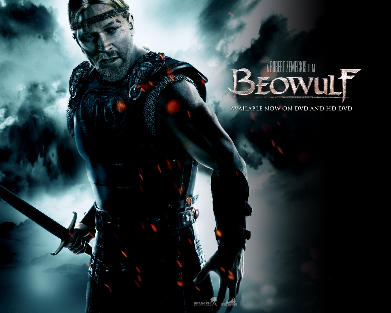 Hollywood Movies Hd Wallpapers: Beowulf Hollywood Movie HD Wallpapers Collection Http