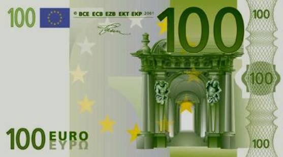 100euro Il Grande Sponsor della Lotta al Contante (Indovinate chi ci guadagna?)