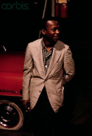 A Modernist Miles Davis 1956
